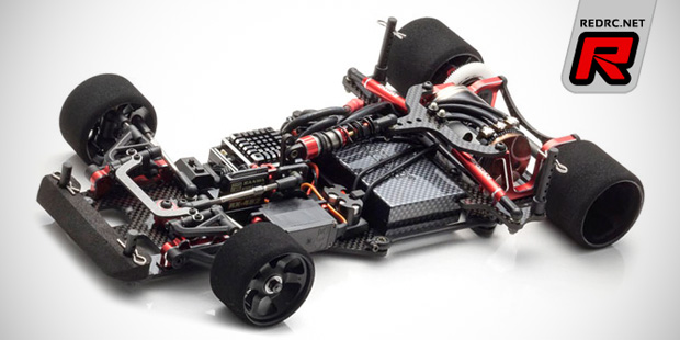 Kyosho Plazma Ra 2.0 1/12th scale kit