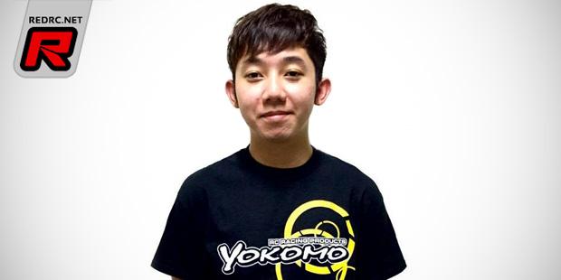 Nicholas Lee teams up with Yokomo