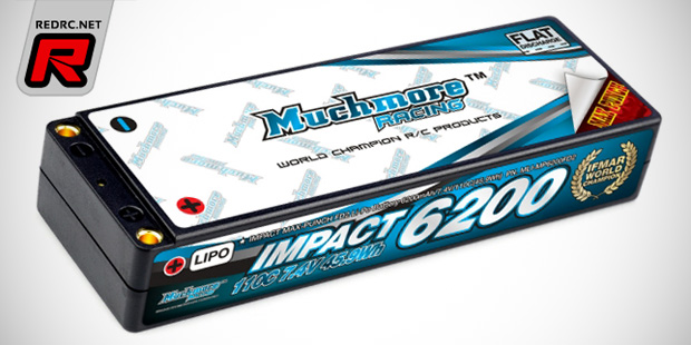 Upgraded Muchmore Impact FD2 range LiPo batteries