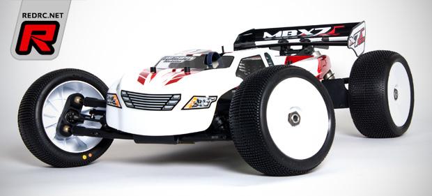 Red Rc Rc Car News Mugen Mbx7tr Mbx7tr Eco 1 8th Truggy Kits
