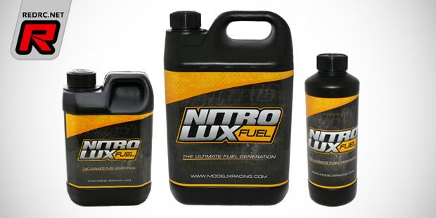 New Nitrolux off-road & on-road fuel range