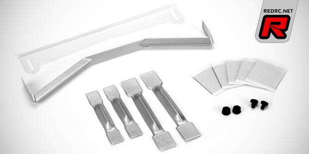 Protoform 1:8 Aero Kit with spoiler & stiffeners