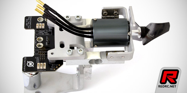RCbenchmark Dynamometer motor tester