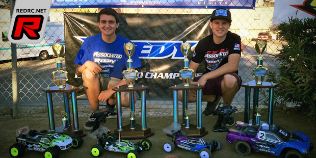 Rivkin & Mayo double at Reedy Outdoor Champs