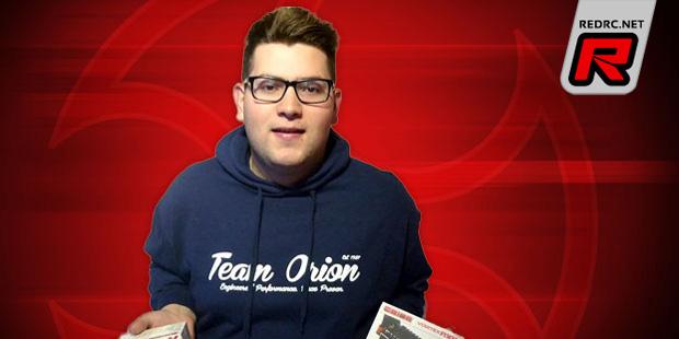 Nicolas Risser teams up with Team Orion