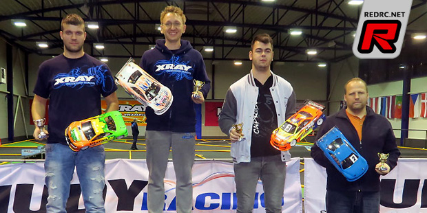 Slovakia Cup Rd2 – Report