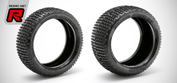 "Sweep Racing Square Armor 2.4"" buggy tyres"