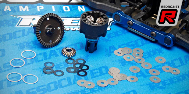 Team Associated 1/8th scale diff shim kit