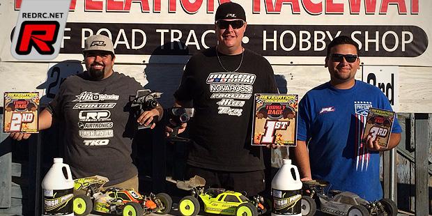 Adam Drake wins at Revelation Raceway Turkey Race