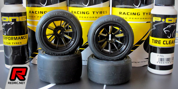 P-One expand tyre & accessories range