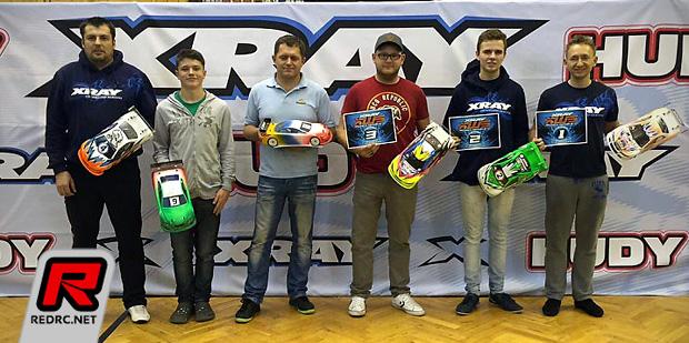 Czech Xray Winter Series Rd1 – Report