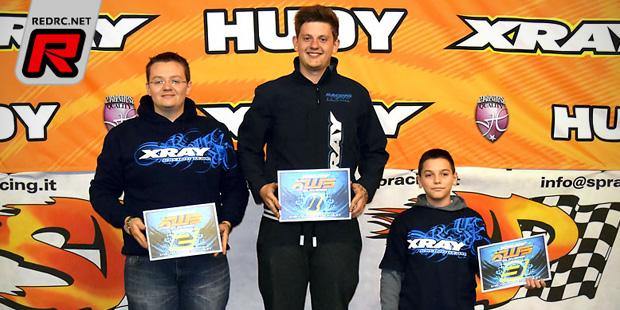 Marek Cerny wins at XWS Slovenia Rd1