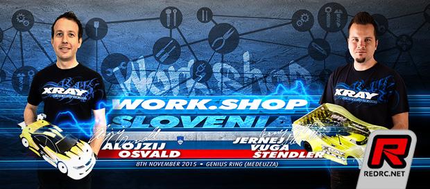 Xray Work.Shop Slovenia – Announcement
