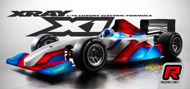 Xray X1 2016 formula car kit