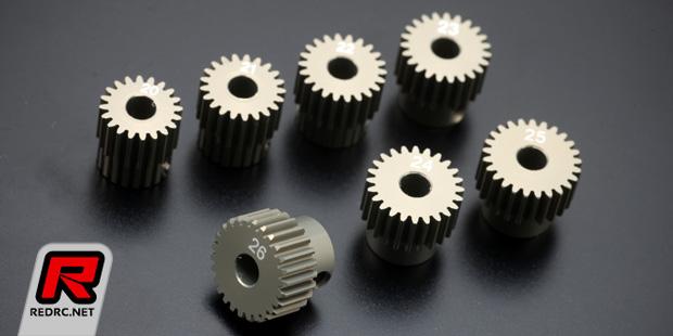 Yokomo Racing Performer precision pinion gears