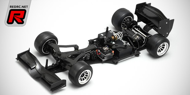 ETS-ready Yokomo YR-10 formula car kit
