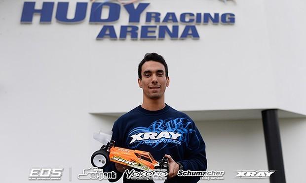 Coelho give Xray home TQ at EOS Slovakia