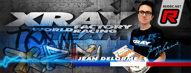 Jean Delorme joins Xray