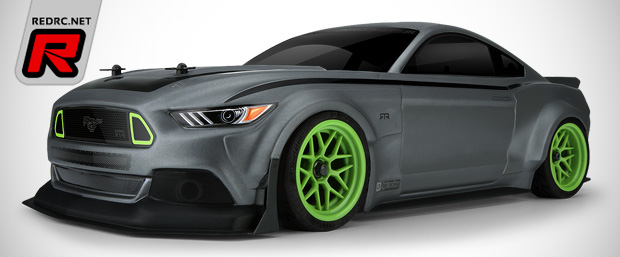 red rc rc car newshpi racing 2015 ford mustang rtr spec. Black Bedroom Furniture Sets. Home Design Ideas