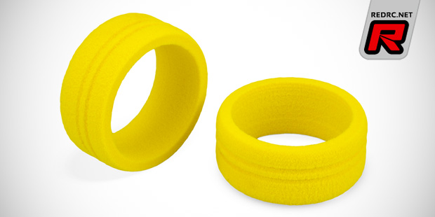 Dirt Racing Products Dirt Wheel yellow foam grip