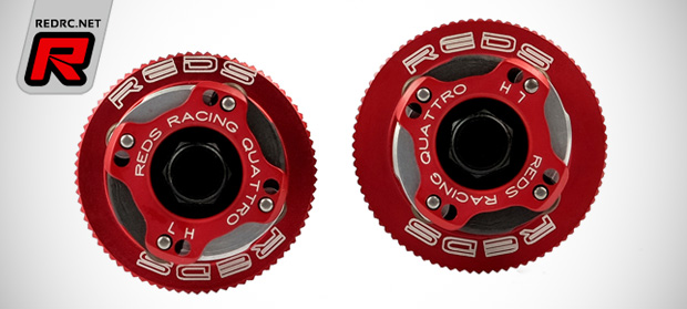 Reds Racing release updated Quattro clutch system