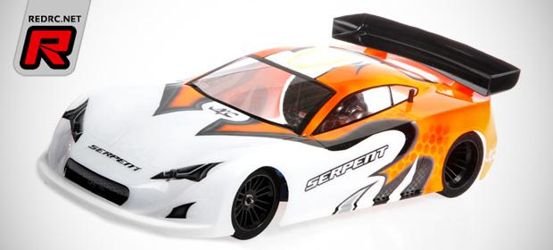 Serpent S100-LTR 200mm pan car – Coming soon
