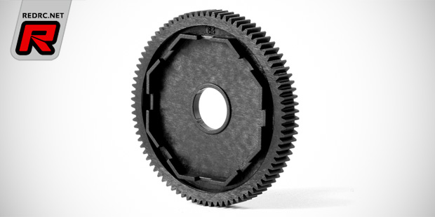 Xray 3-pad slipper clutch spur gears
