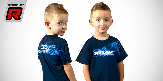 Xray Junior team T-shirt