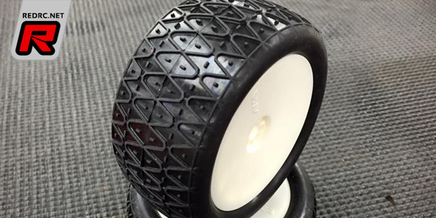 """AKA Crosslink 2.2"""" buggy tyre"""