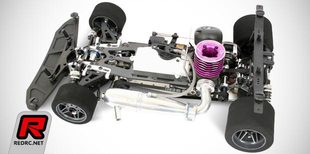 ARC R8.0 2016 1/8th nitro on-road kit