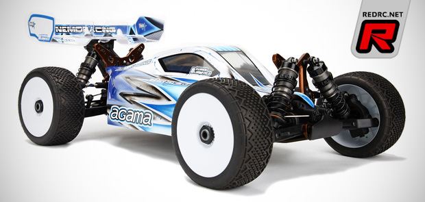 Agama A215E 1/8th electric buggy kit