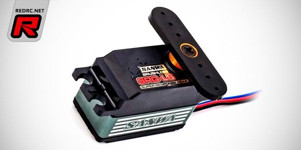Airtronics strengthened SRG servos & new receivers