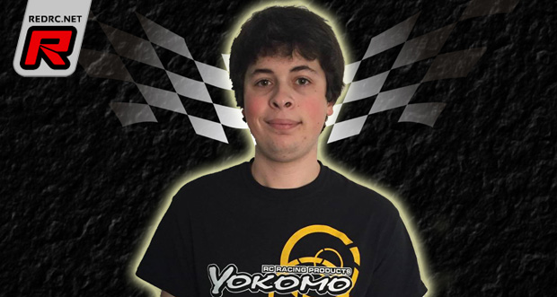 Eric Albano joins Yokomo Factory Team