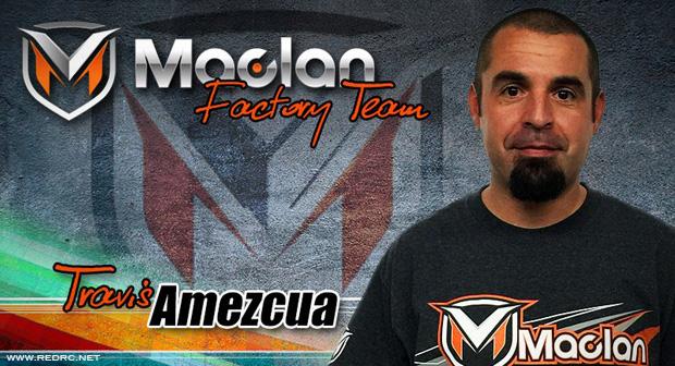 Travis Amezcua teams up with Maclan Racing