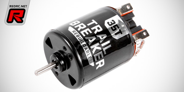 Axial Trail Breaker brushed electric motors