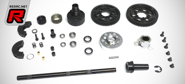 BMT GT chassis 2-speed gearbox