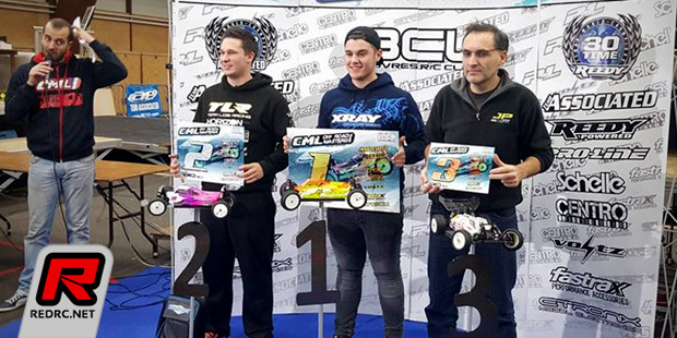 Valtier & Crolla win at French CML Masters