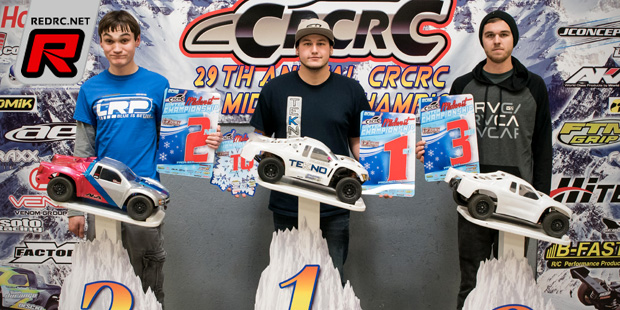 Kyle Rhodes wins at CRCRC Winter Midwest Champs