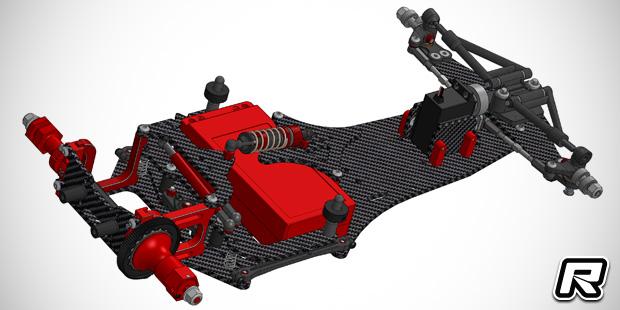 CRC WTF1-FC16 formula car kit