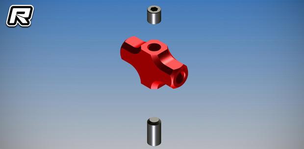 Capricorn F1-01 alloy pivot & pod plate