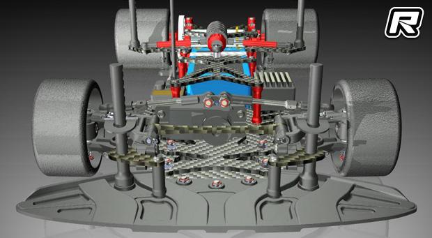 Capricorn LAB P-1 200mm pan car kit