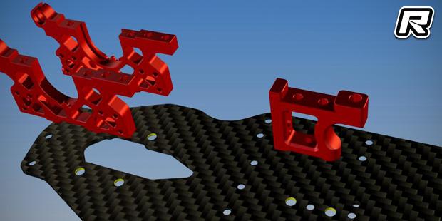 Capricorn TE03 keyed aluminium bulkheads