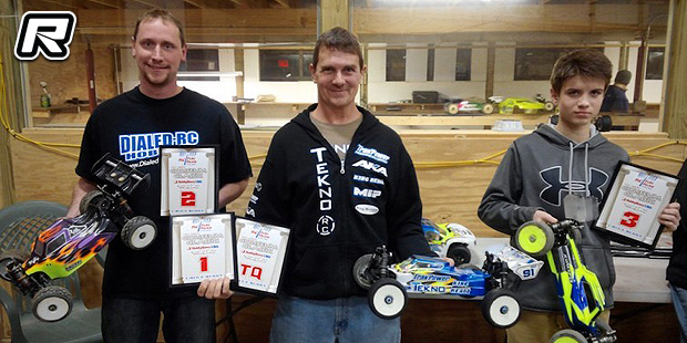 Double TQ & win for Cathcart at Coliseum Classic race