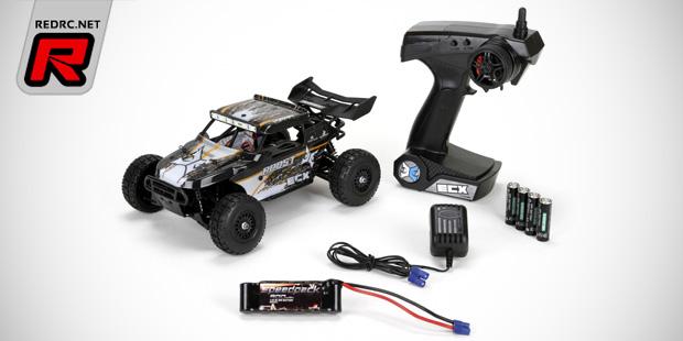 ECX Roost & Temper mini-size RTR vehicles