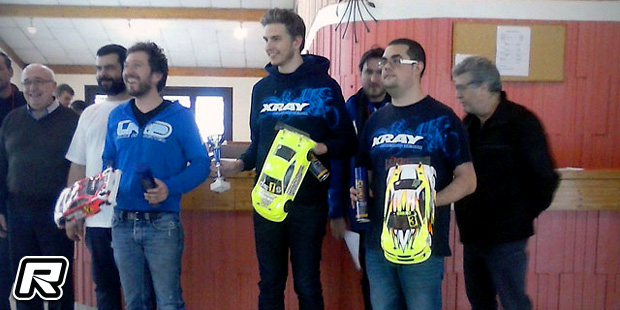 Arnold & Delorme win at French Winter Nats