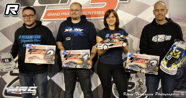 Ronald Völker & Jan Ratheisky win at GP3F