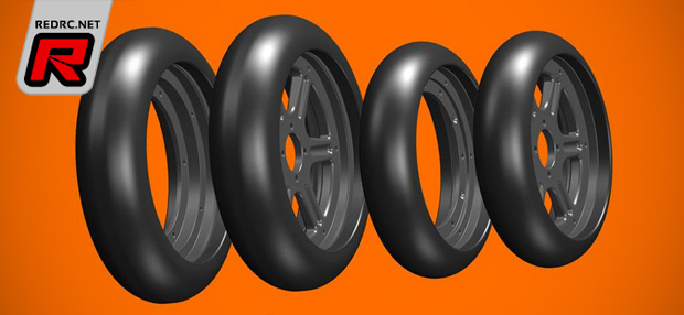 GRP 1/5th scale bike tyres
