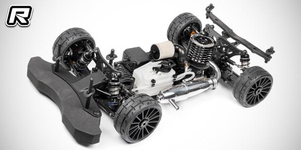 HB 1/8th scale nitro GT kit
