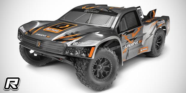 HPI Racing Jumpshot SC & Jumpshot ST trucks