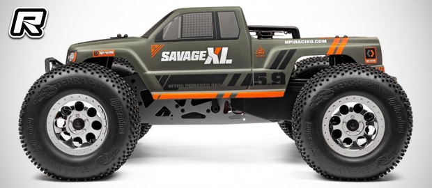 HPI Racing introduce updated Savage trucks